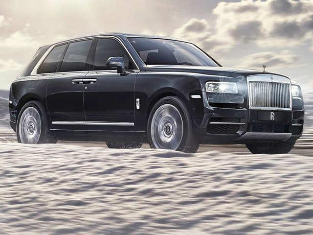 Rolls royce price in india 2019