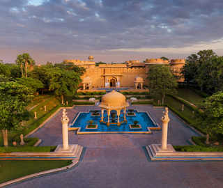 Want to leave the city this Ganesh Chaturthi weekend? Head to Jaipur, Udaipur for a luxe break