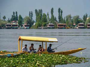 Kashmir---PTI