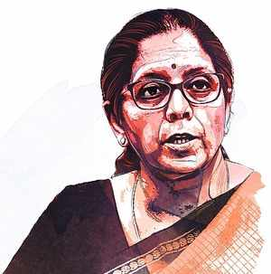 Govt in consultation with different sectors on economic reforms: FM Nirmala Sitharaman