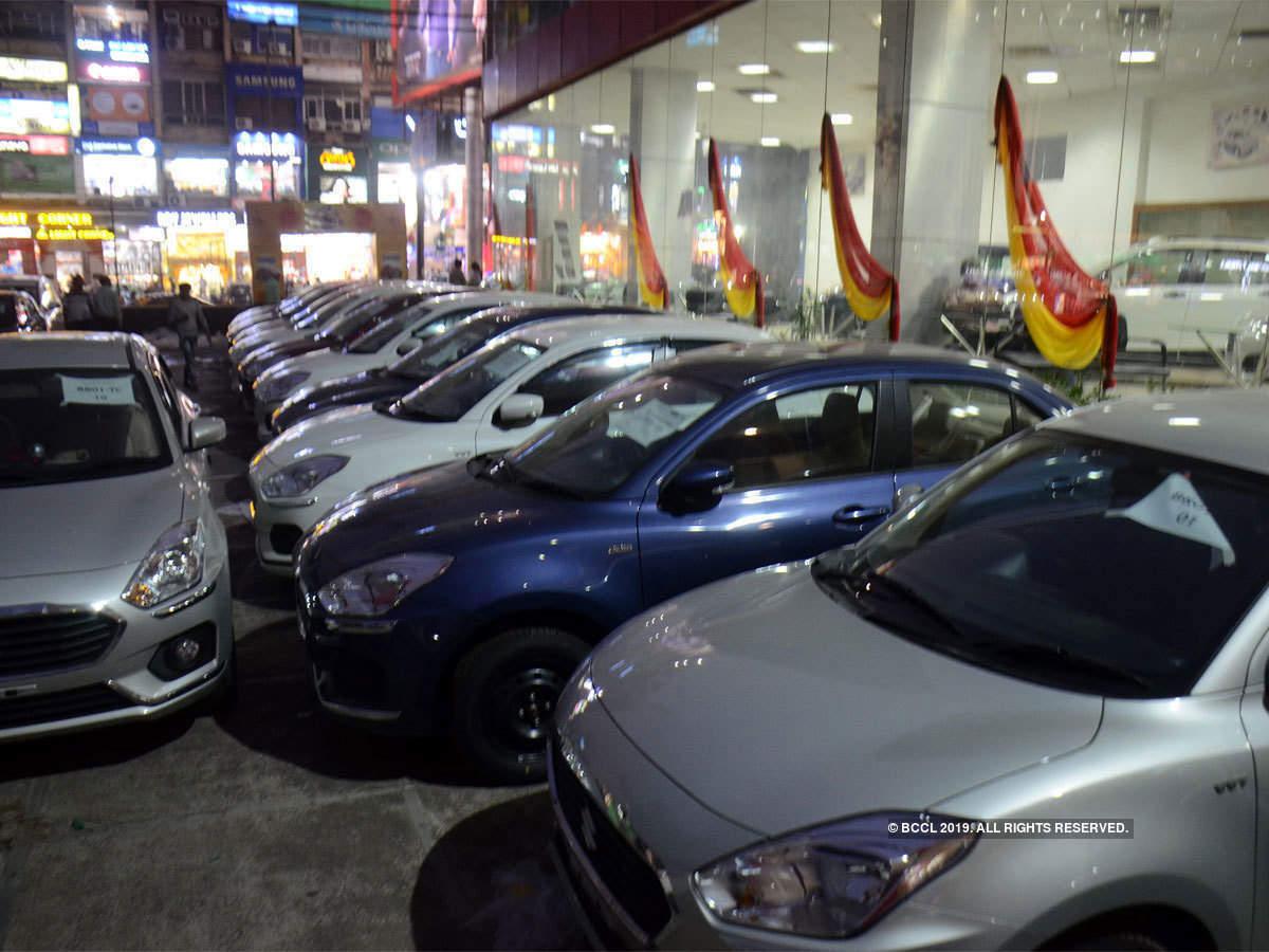 Maruti Suzuki India, Hyundai, M&M, Tata Motors and Honda reported high double-digit decline
