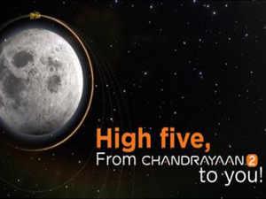 Chandrayaan-2 enters Moon's circular orbit