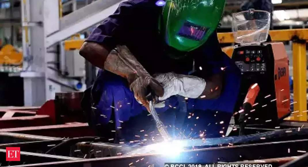 India manufacturing growth at 15-month low in August -PMI