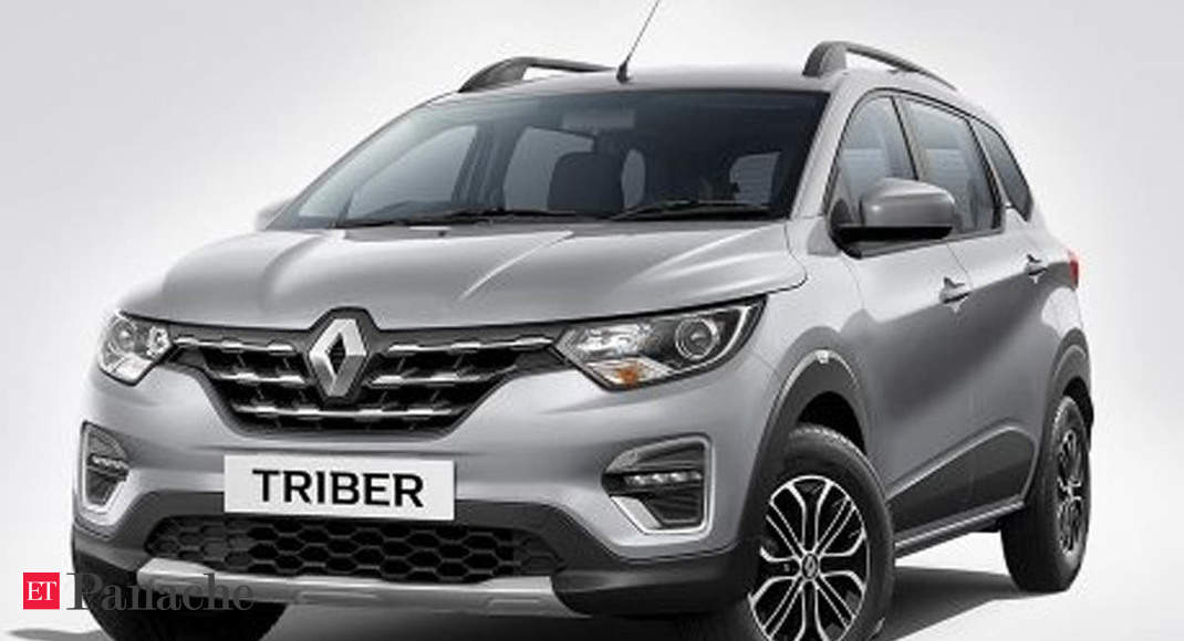 Renault Triber With Easyfix Seats Now Available At Rs 4 95 Lakh