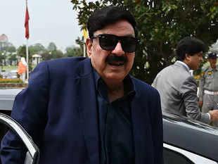 Pakistan-railway-minister
