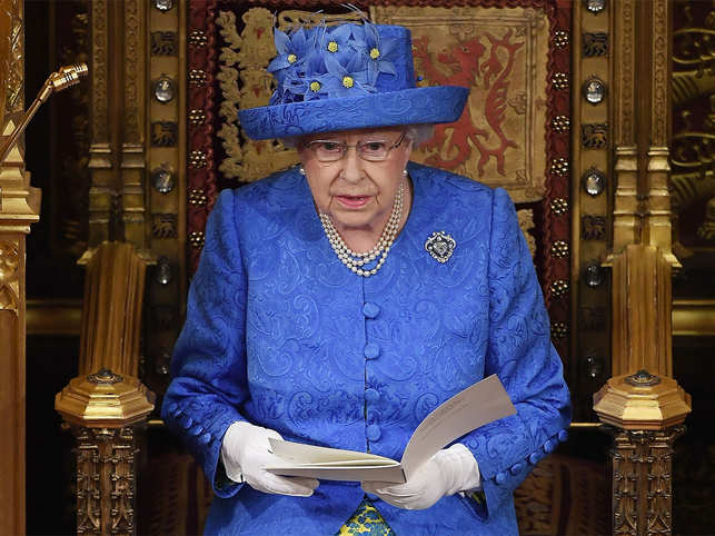 Why so serious: When Queen Elizabeth played a prank on American tourists at the Balmoral castle