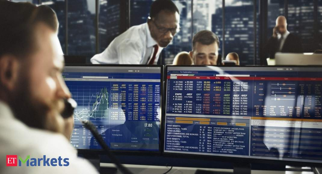 European shares dip for first session in four thumbnail