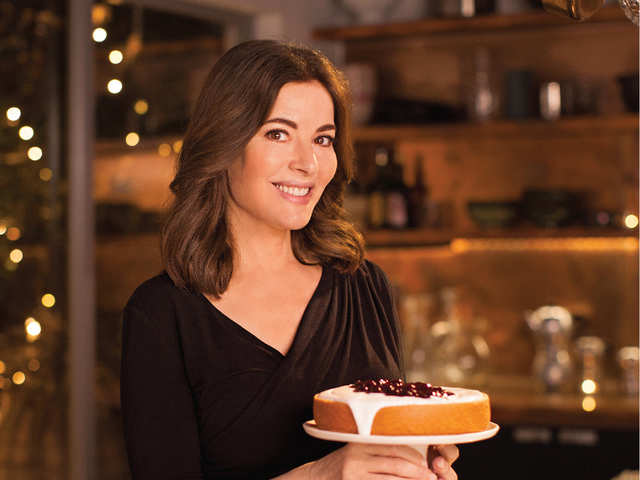 All set to cook up a storm: Nigella Lawson is coming to India