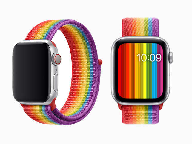 Apple Watch 5 may come with ceramic and titanium casings.