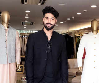 Kunal Rawal dishes out sartorial trends, hacks every man needs to know, this festive season