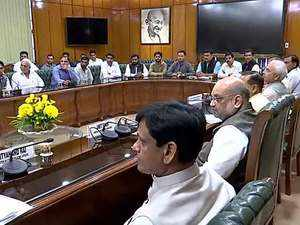 Panch, Sarpanch in J&K to get security, Rs 2 lakh insurance coverage, Amit Shah assures