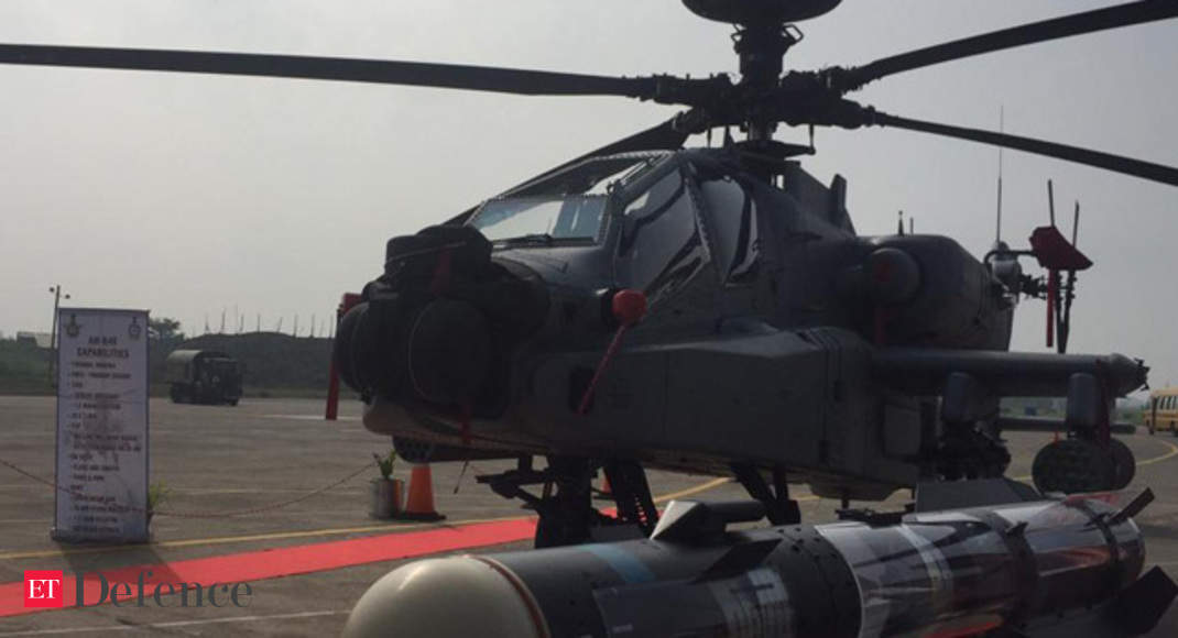 Boeing's 8 AH-64E Apache choppers inducted into Indian Air Force: All you  need to know