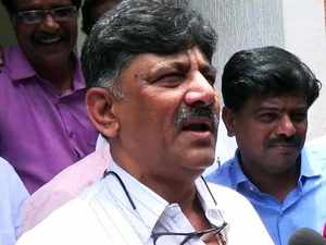 ED arrests DK Shivakumar in connection with money laundering case