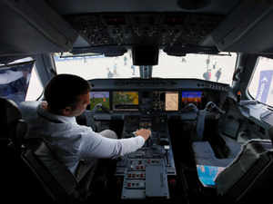 Cockpit random