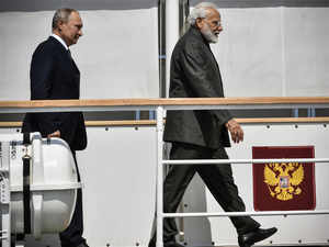 Modi-Putin-AP