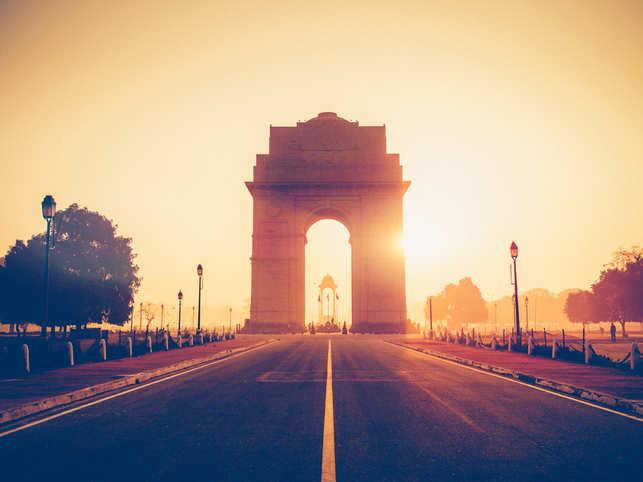 New Delhi registered the biggest decline in Asia.