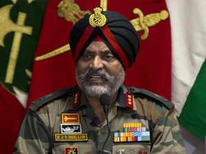 Lt Gen Dhillion AP