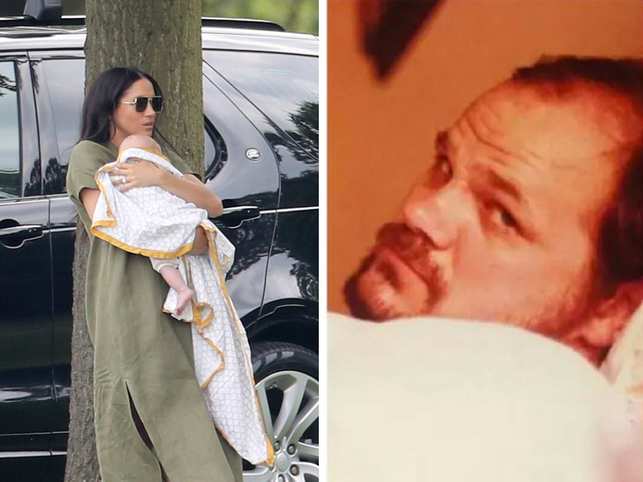 A source said #ThomasMarkle hasn't met #PrinceHarry, and it's unlikely he'll meet #Archie either.