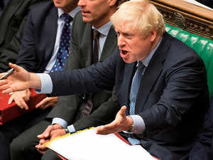 UK Parliament moves to block 'no deal' Brexit in blow to Boris Johnson