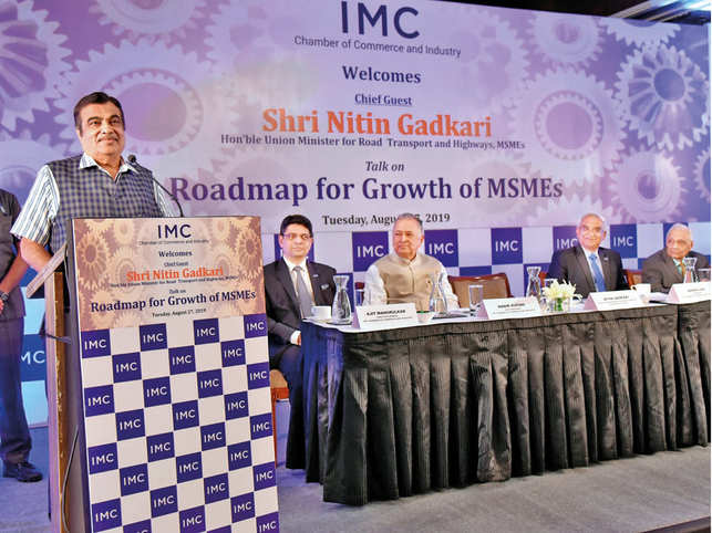 Nitin Gadkari wants to increase employment in MSMEs to 15 cr; plans to launch Bharatcraft portal