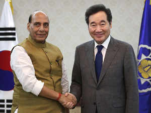 India has never been aggressor but will not hesitate in using its strength to defend itself: Rajnath Singh