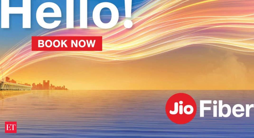 Jio Fiber broadband | Reliance launches JioFiber: Here are