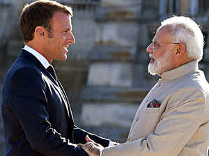 Could France be the new Russia for India?