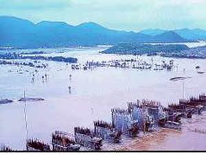 Andhra cabinet endorses junking of Polavaram Hydel Project