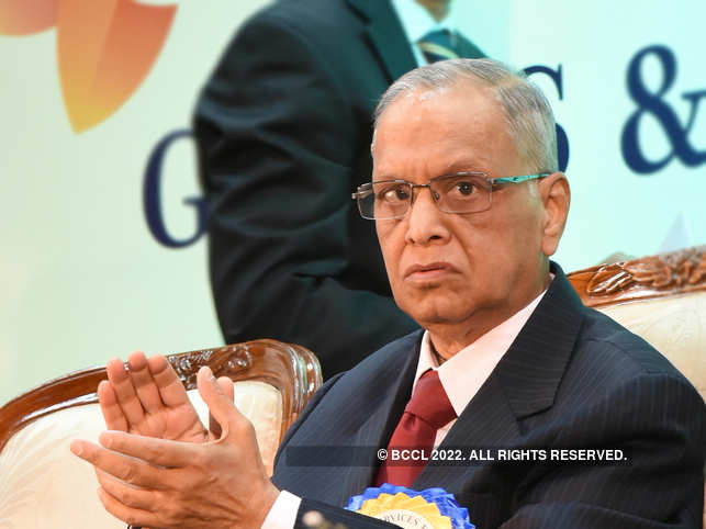 Narayana ​​Murthy said that learning and expanding our minds also helps us with our softer skills.​