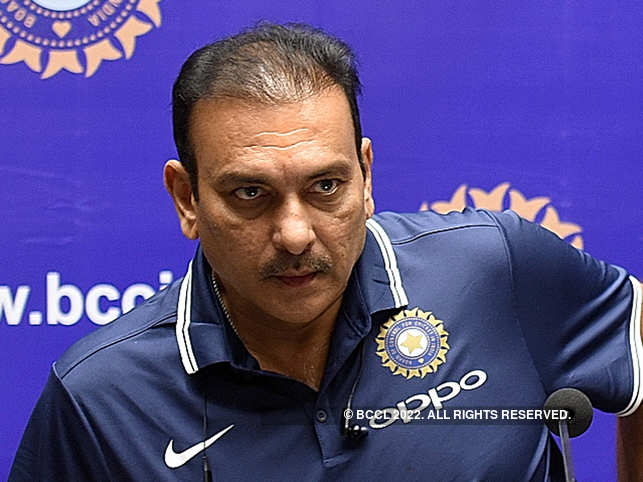 The trolls targeted Ravi ​Shastri for his fitness.