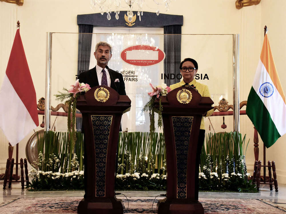 India, Indonesia have shared vision on Indo-Pacific & territorial integrity: Jaishankar