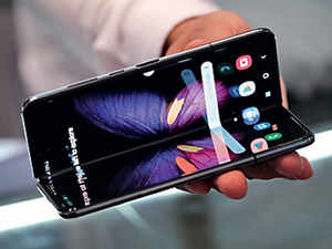 Samsung to launch foldable smartphone after major delay