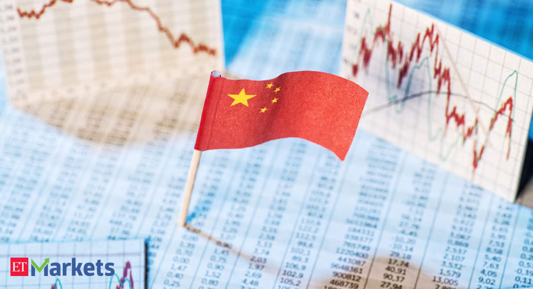 China cuts CRR, frees up $126 billion for loans as economy slows - Economic Times thumbnail