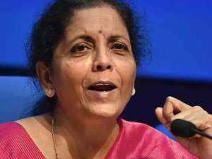 I-T dept to promote faceless scrutiny to reduce tax harassment: Nirmala Sitharaman