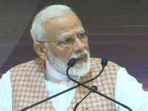 The best is yet to come in our space programme: PM Modi