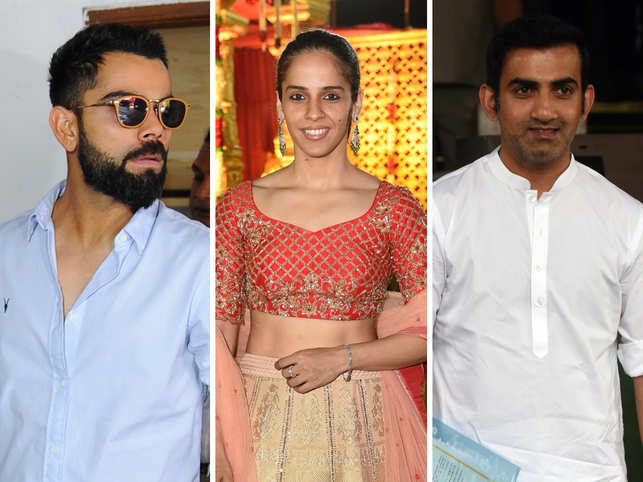 Best is yet to come: Kohli, Nehwal, Gambhir salute ISRO team, thank them for making a billion Indians dream together