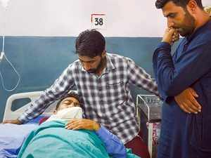 J&K: Baby girl among four injured in terrorist attack in Sopore district