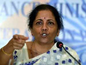 One more set of reforms coming to boost economic growth: Nirmala Sitharaman