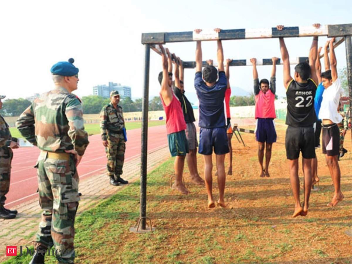Indian Army recruitment drive: Thousands turn up for Army