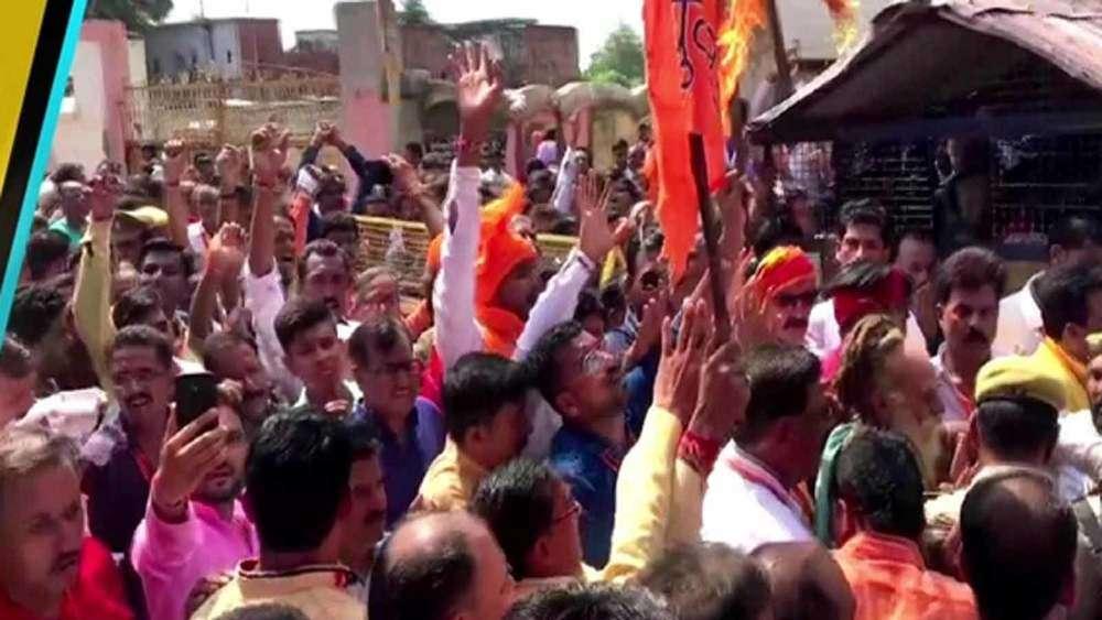 Sunni Waqf Board, Nirvani Akhara seek Ayodhya mediation