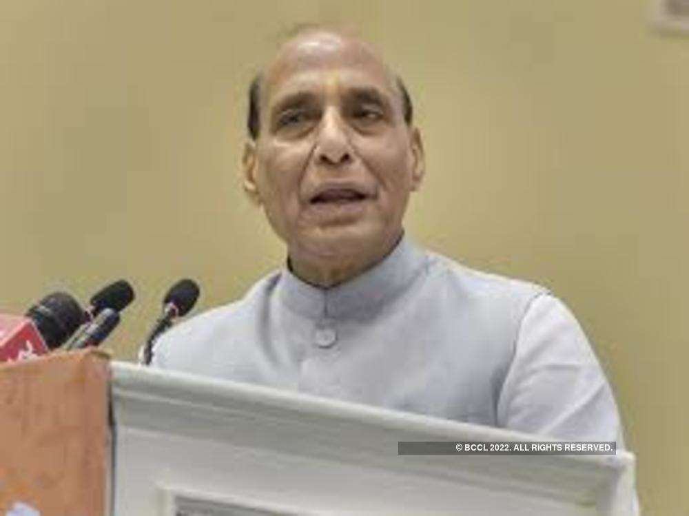 Government scraped section Article 370 due to firm determination: Rajnath Singh