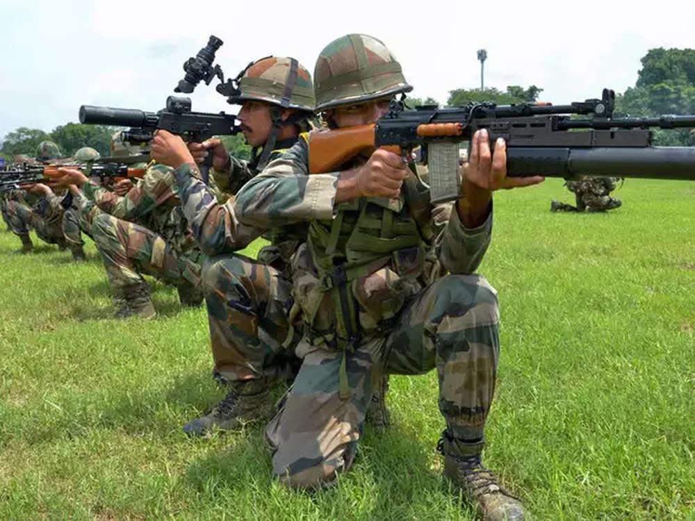 Integrated Battle Groups on Pakistan, China borders soon