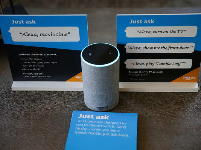 Alexa: Indian linguistic diversity challenged Alexa to be