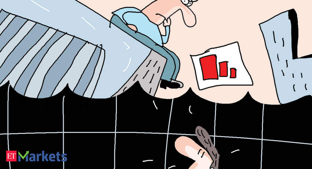 Small stocks take big hit, tank up to 15.42% so far in FY20