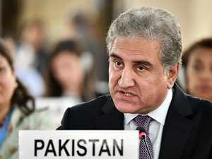 Geneva: Pakistan FM Shah Mehmood Qureshi refers to Jammu and Kashmir as 'Indian state'