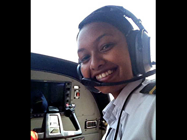 Anupriya Lakra is the first pilot from Malkangiri District of Odisha to fly a commercial plane.