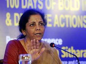 Millennials' preferrence for Ola, Uber is affecting auto sector: FM Sitharaman
