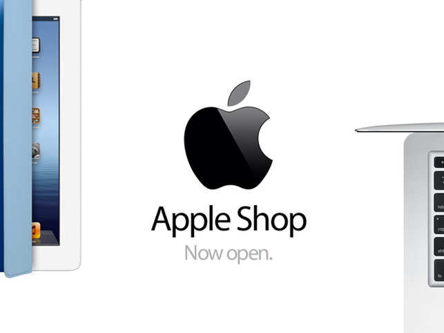 ​Apple's online store is down once again​.