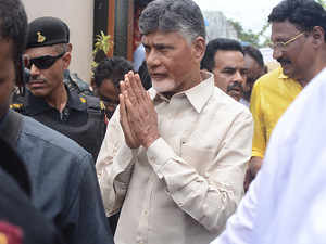 Chandrababu Naidu and his son Nara Lokesh placed under house arrest ahead of Atmakur rally