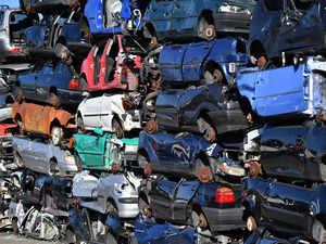 car scrap_getty